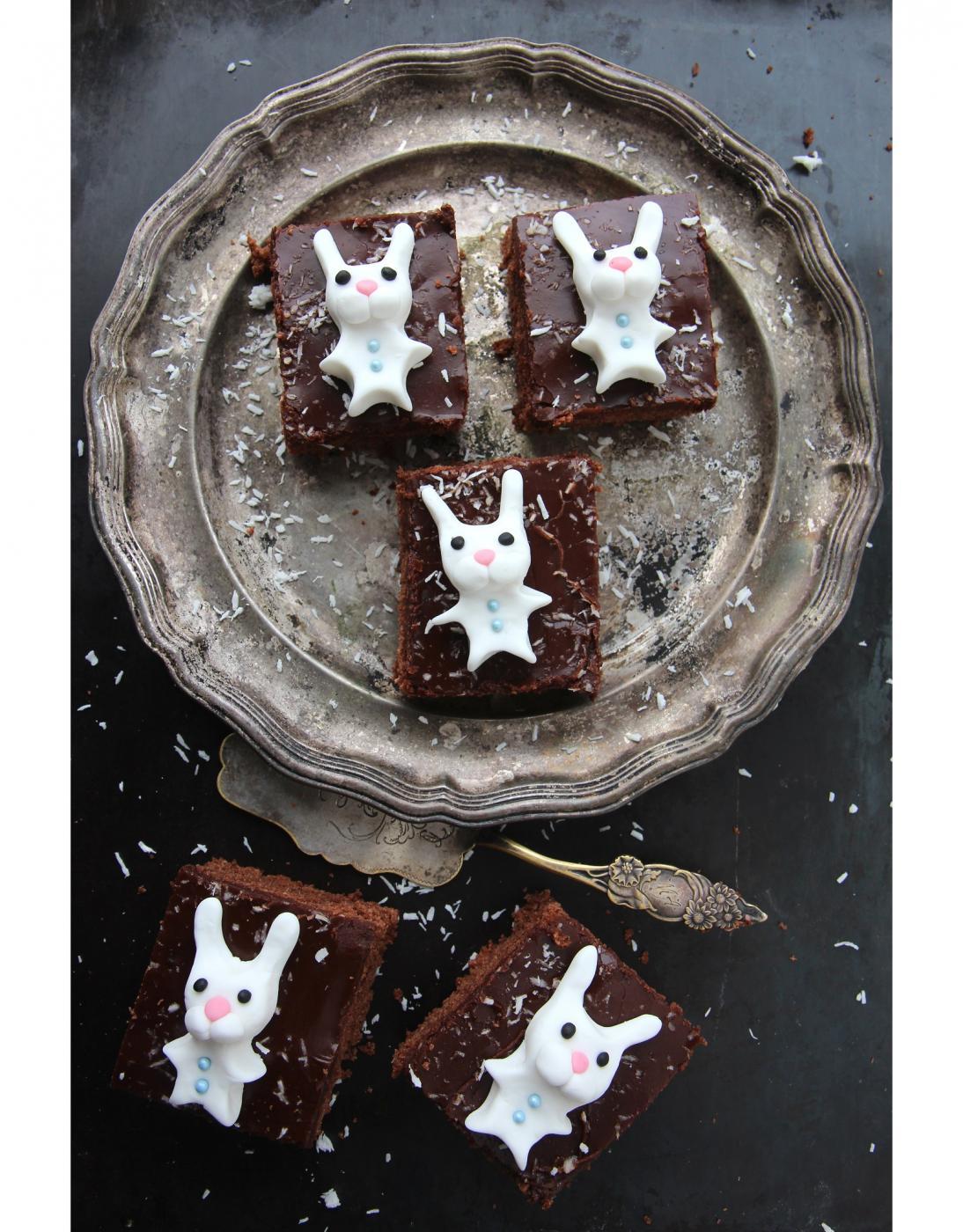 Pääsiäisen nopeat leivokset