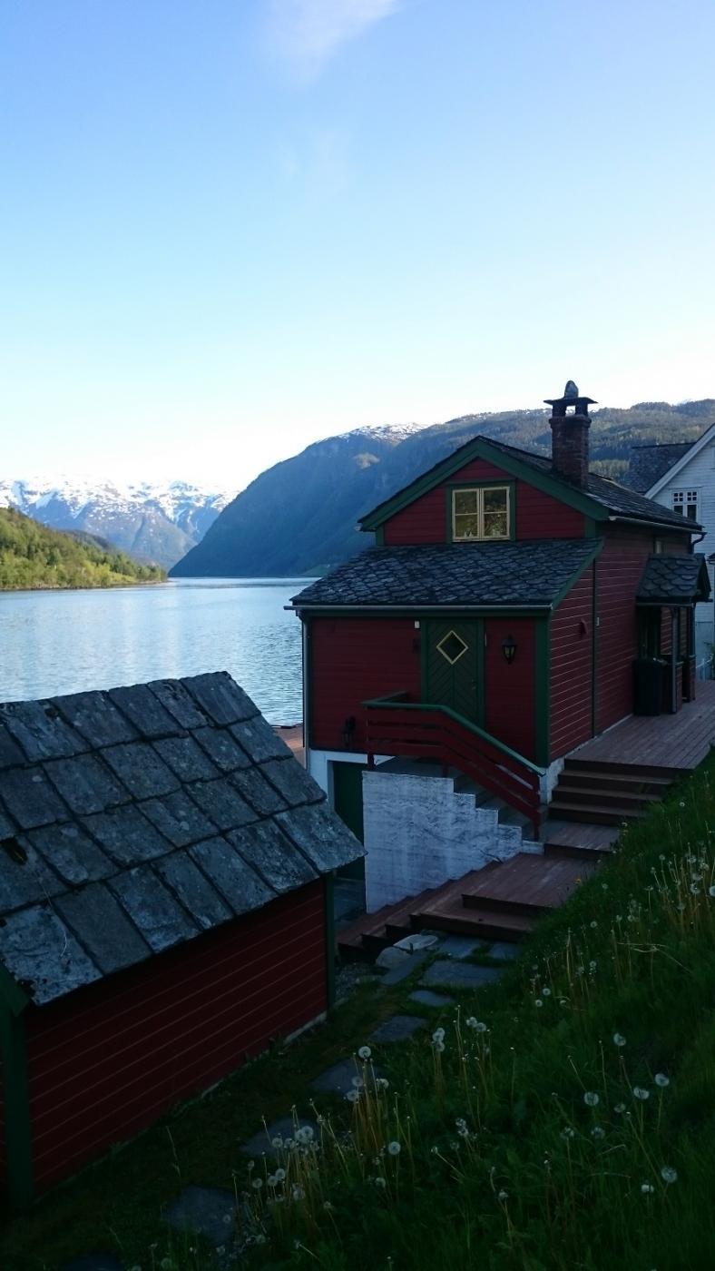 Ukko Norjassa