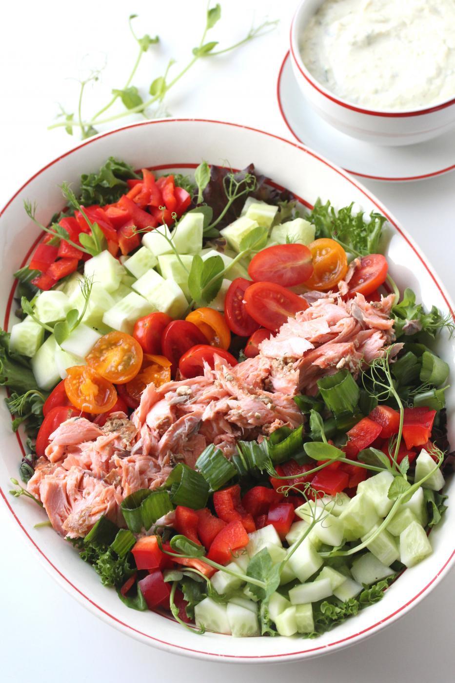 Sunnuntaiaamujen salaatit