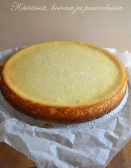 Donna Hay:n täydellinen juustokakku
