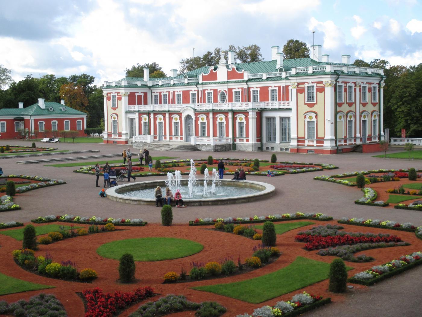 Kadriorgin palatsi ja puisto