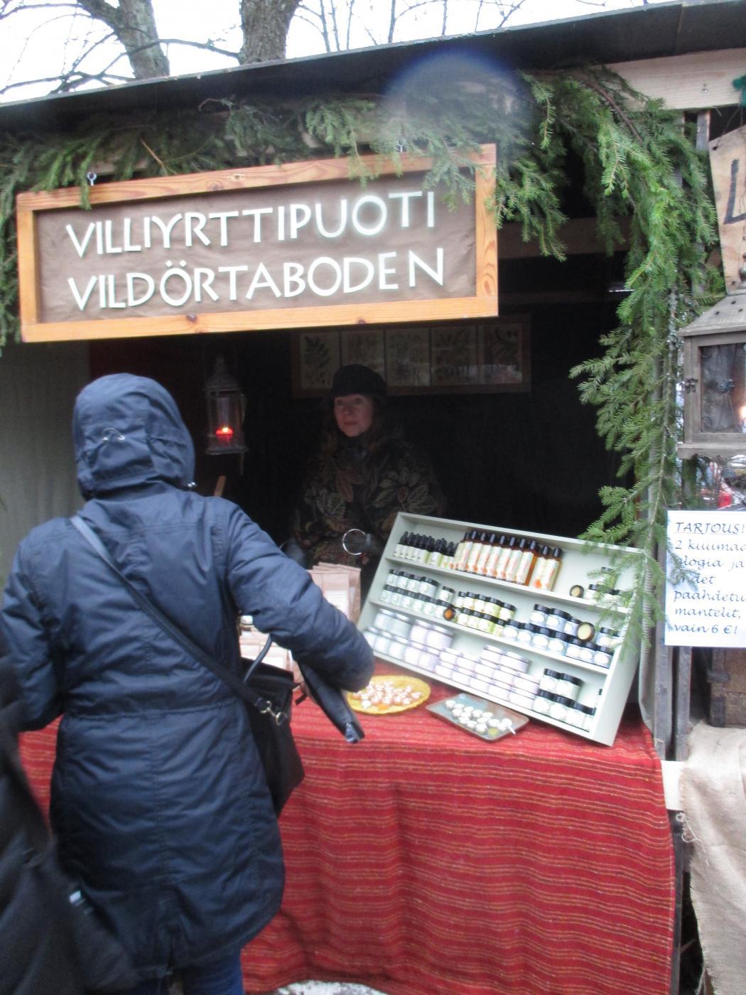 Lohjan Menneen Ajan Joulumarkkinat 12-13.12.2015