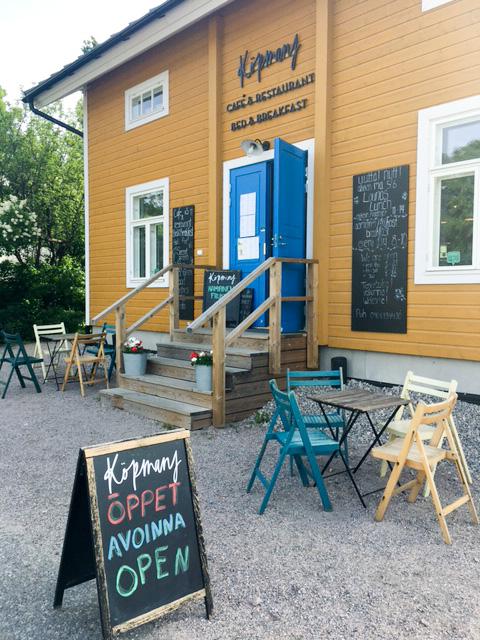 Ravintola Köpmans Nauvo
