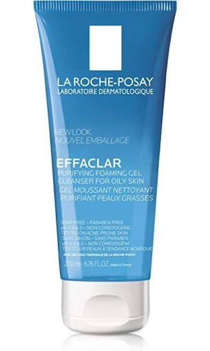 La Roche-Posay Effaclar Purifying Foaming Gel Cleanser - A-Lifestyle
