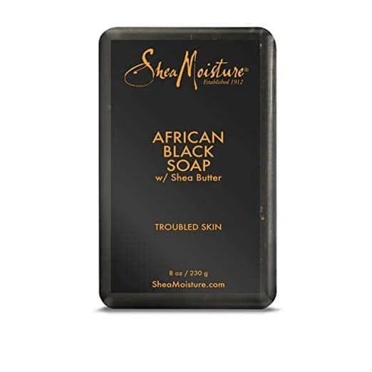 Shea Moisture African Black Soap - A-Lifestyle