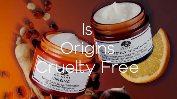 Is Origins Cruelty Free - A-Lifestyle