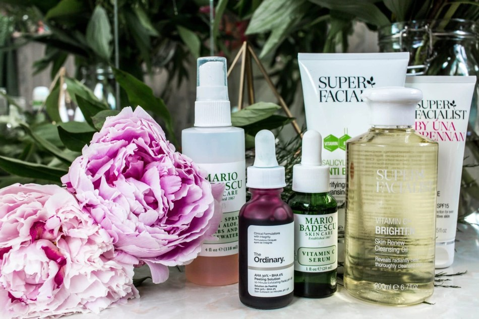 Beauty skincare products - A-Lifestyle