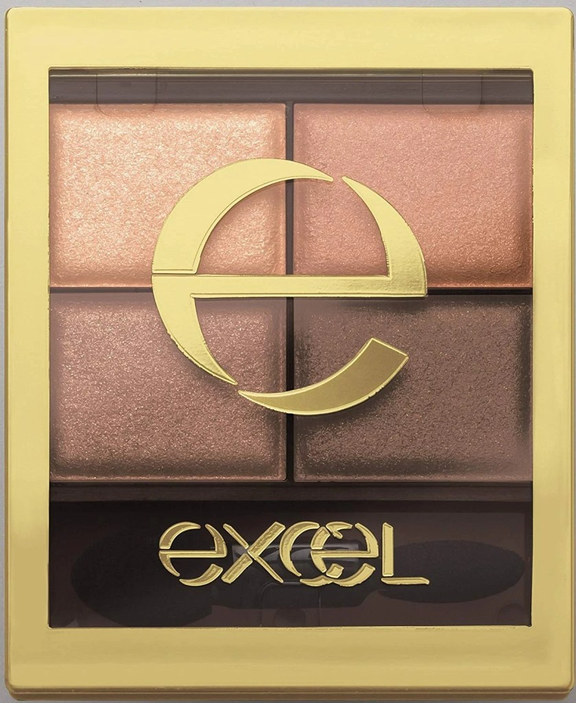 Excel Skinny Rich Shadow Eye Palette - A-Lifestyle