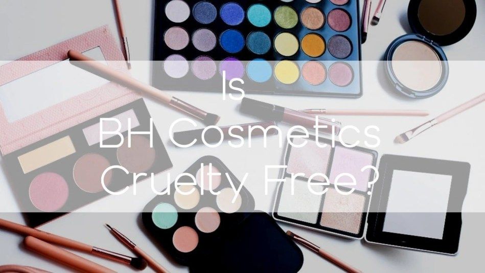 Is BH Cosmetics cruelty-free? - A-Lifestyle