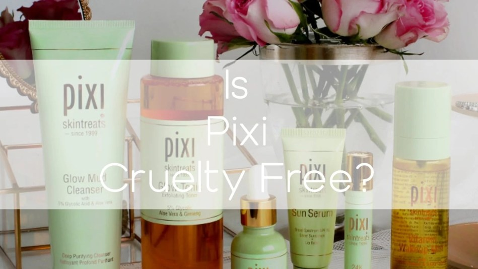 Is Pixi cruelty-free? - A-Lifestyle