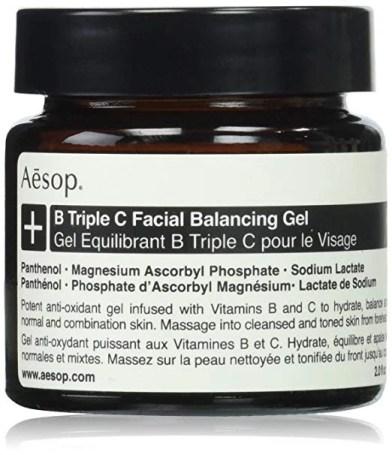 Aesop B Triple C Facial Balancing Gel