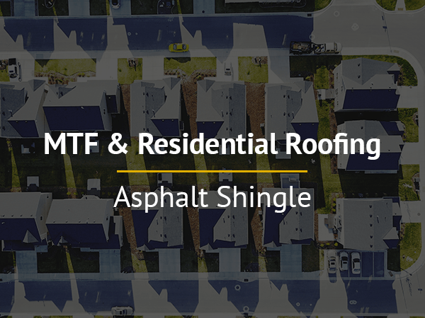 Multi-Family & Residential Roofing