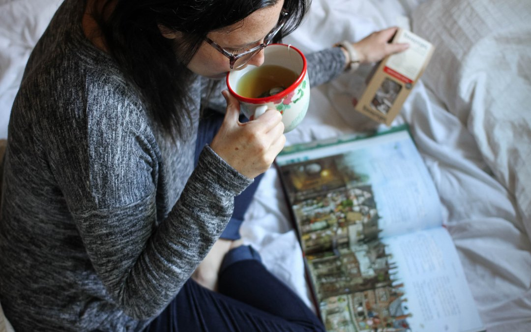 Hot Tea & Hogwarts
