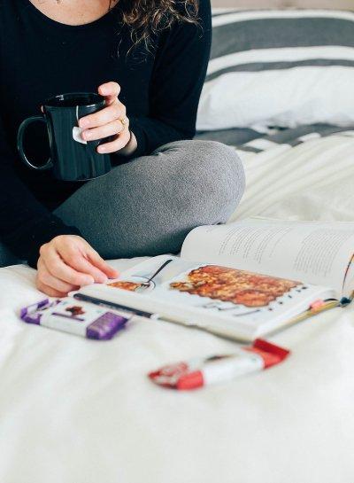 Blogging Stillness