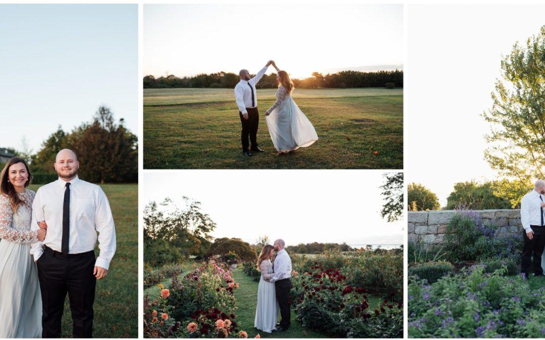 Emily & Orlando's Engagement Session