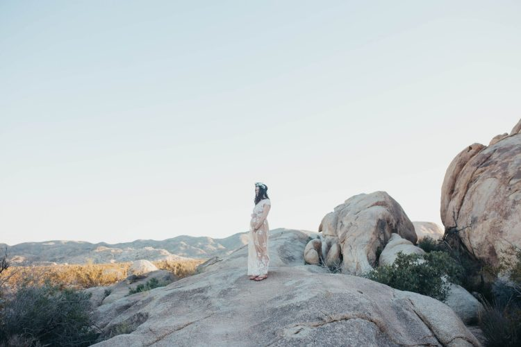 Beth | Joshua Tree Maternity