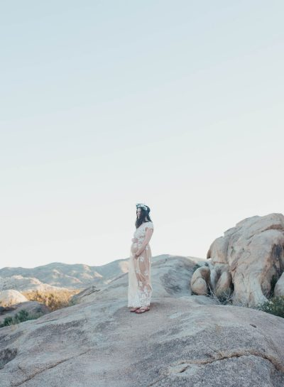 Beth | Joshua Tree Maternity