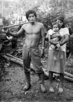 Pablo Kukush et sa famille