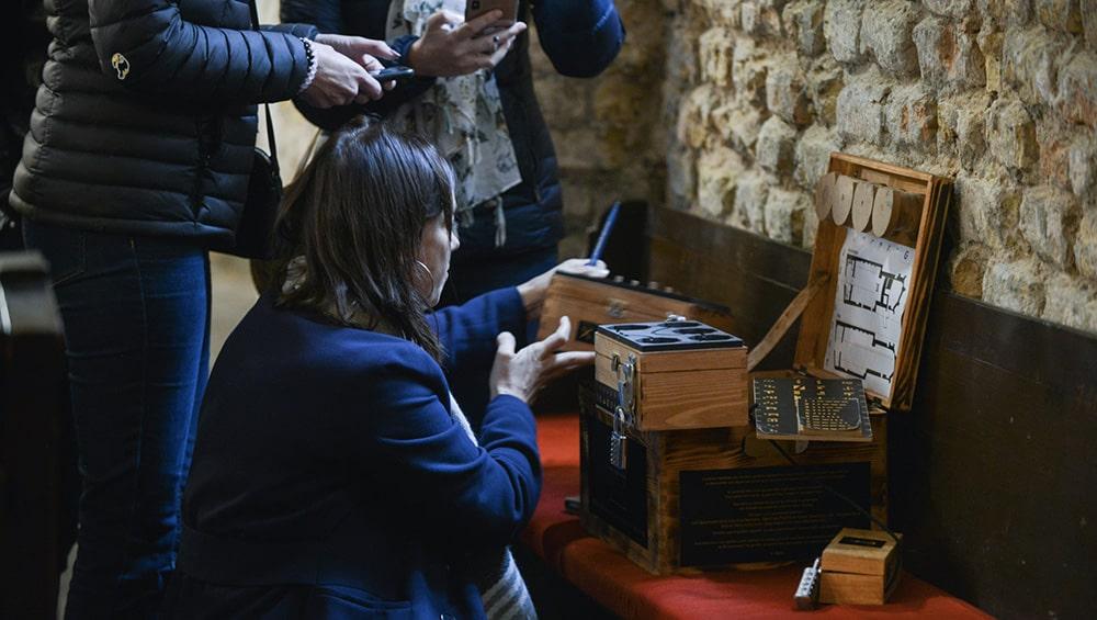 Église Saint-Guillaume - Escape game