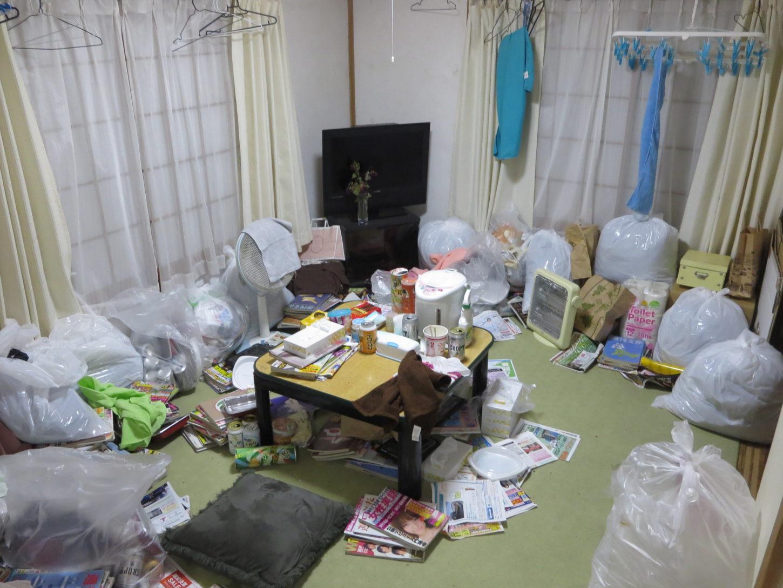 撮影・ハウススタジオ・飾り込み例
