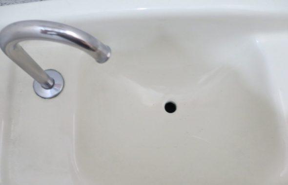 アトリエミカミ昭和でレトロなアパートスタジオトイレ