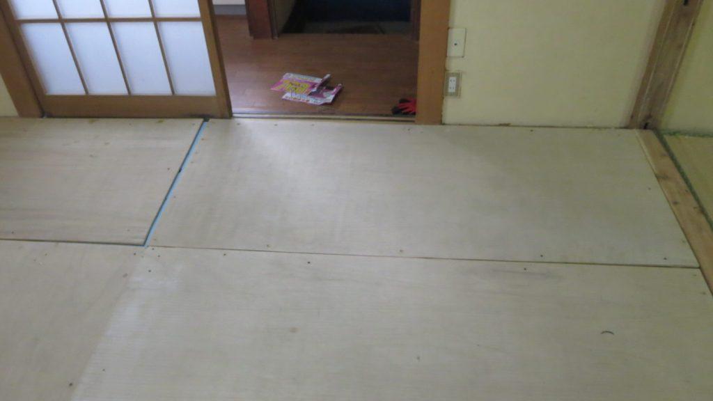 昭和・レトロ・アパート・床下、スタジオ