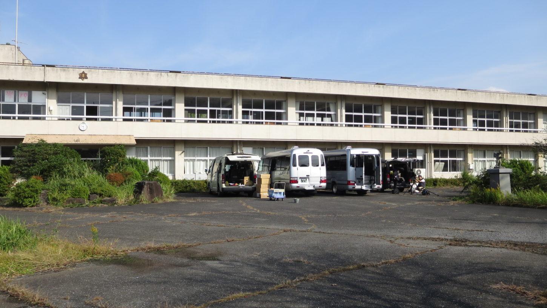 まるごと撮影で使える学校スタジオ・東京近郊