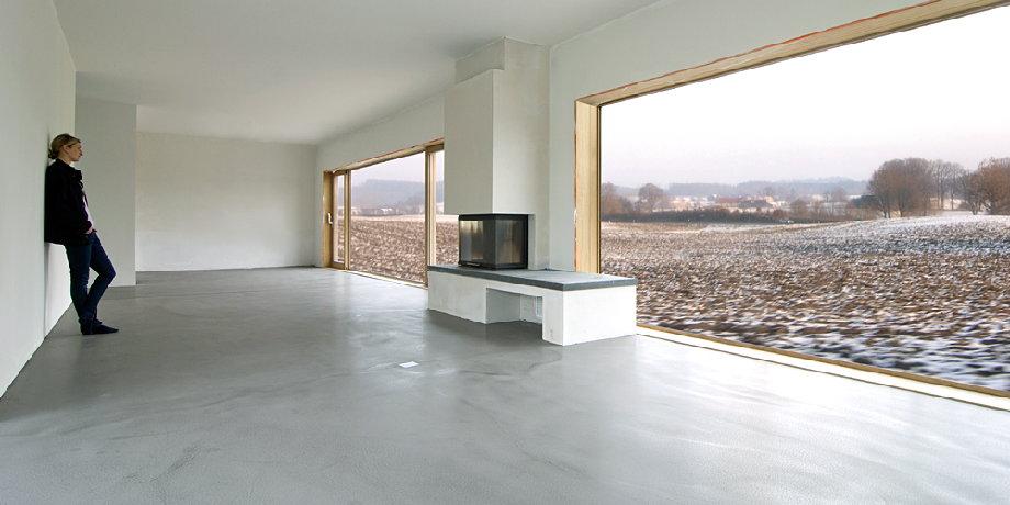 amonolith  Sichtestrich der Boden fr eine neue Modern