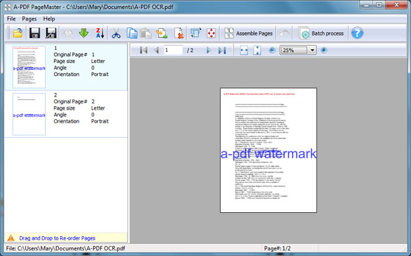 How To Resize Pdf Page By Using Apdf Page Master? [apdfcom]