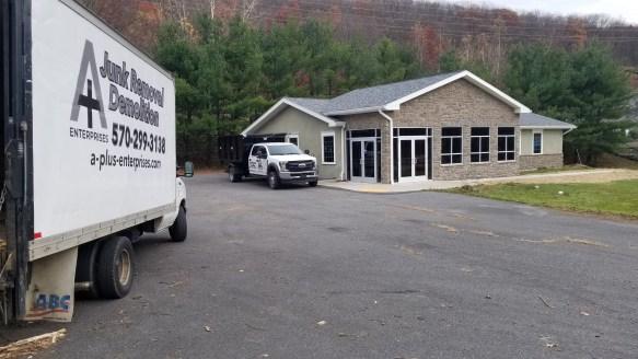 Commercial Junk Removal Scranton, PA