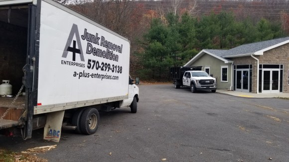 Office & Warehouse Cleanout Service Scranton/Wilkes-Barre, PA