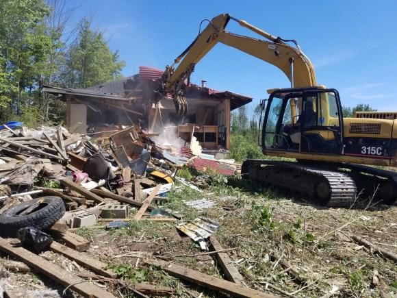Demolition Contractor in Scranton, PA and Wilkes-Barre, PA