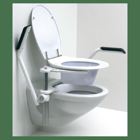 Rhausse WC Fixe Rglable En Hauteur Par Boutons Avec