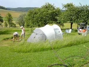 kamperen in Frankrijk bij A-Rigaud