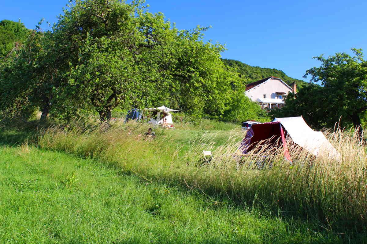 Boerderijcamping A-Rigaud, Frankrijk