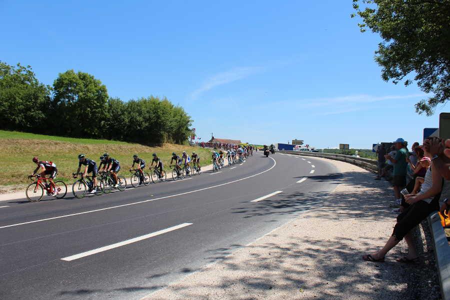 Tour de France 2017 in de Haute Saône