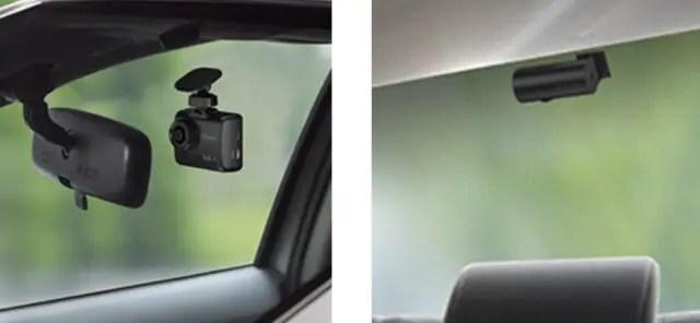 ドライブレコーダー 2カメラ
