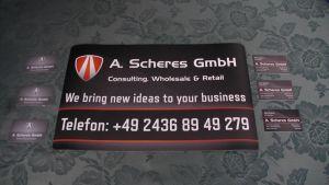 A. Scheres Logo