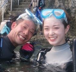 青の洞窟体験ダイビング|クチコミ