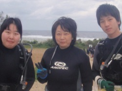 沖縄体験ダイビング|クチコミ
