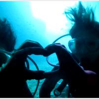沖縄|学割|青の洞窟体験ダイビング¥7500