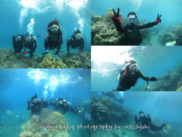沖縄ダイビング|ゴリラチョップ