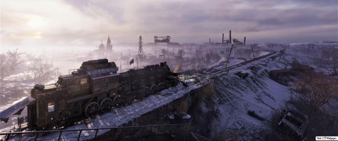 Image result for metro exodus wallpaper