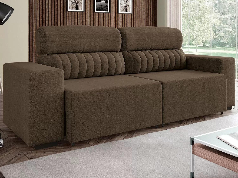 ver sofas no olx do es value city furniture sectional sofá retrátil e reclinável 4 lugares revestimento suede