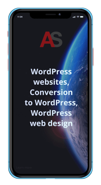 WordPress websites for all purposes - a-support.dk