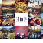 14 in 14 – Unser Kulinarisches Wanderjahr in 14 Instagram Bildern