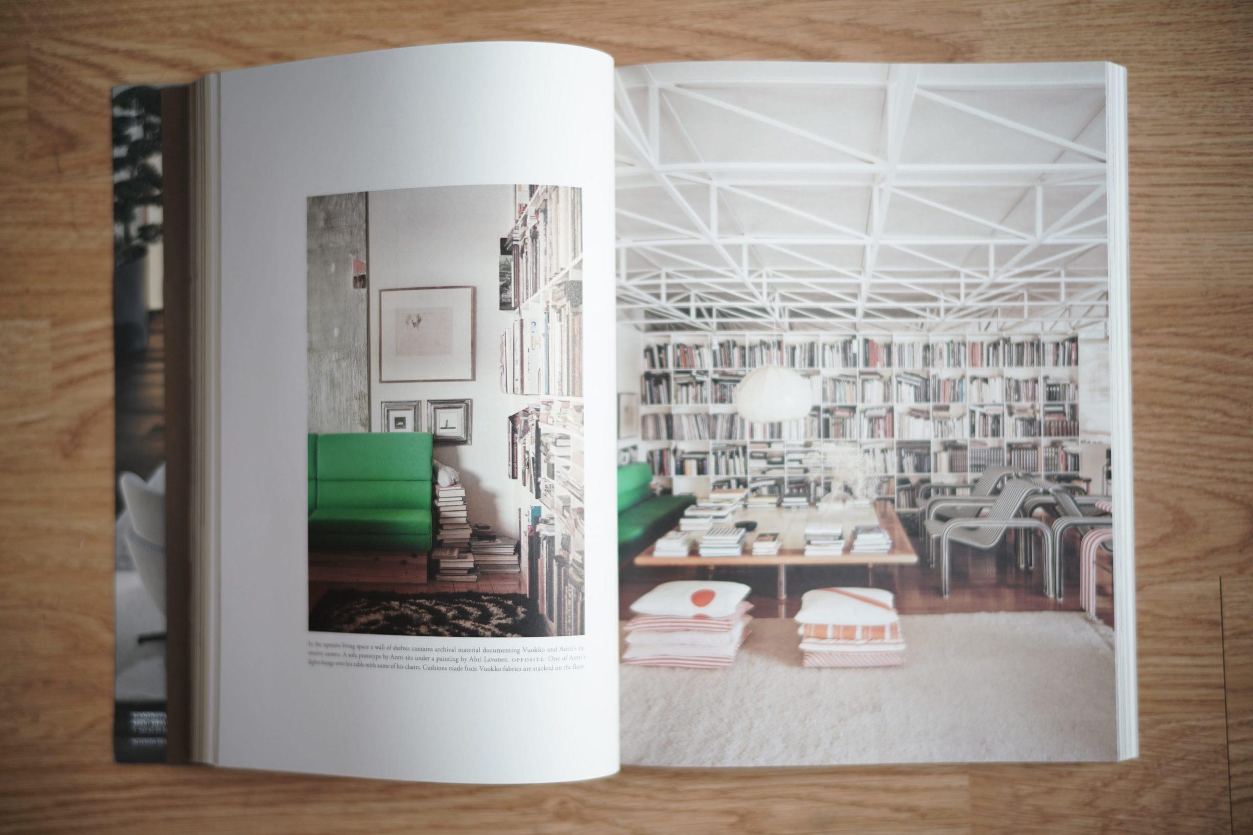 閱讀推薦 | 來自丹麥的半年刊 Ark Journal (藝術・建築・室內)・I – a_unefille