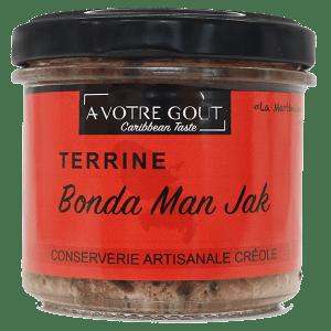 Terrine Bonda Man Jak A VOTRE GOÛT Caribbean Taste