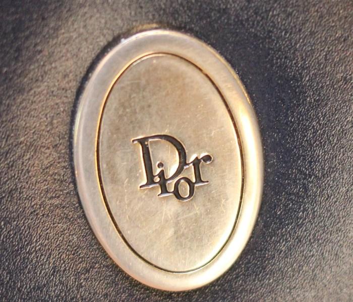 Vintage Dior Saddlebag
