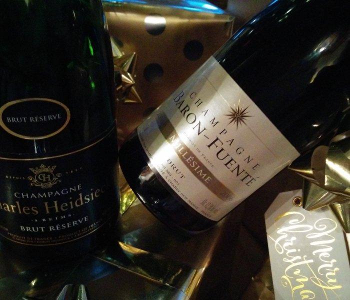 Libations: Champagne